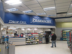 Pharmacy (Random Retail) Tags: ny retail store pharmacy former recycle riteaid eckerd reuse olean 2015