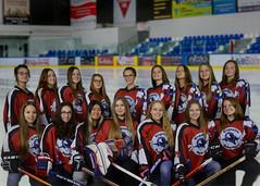 Équipe Junior A 2015