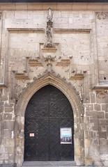 Krakov, kostel sv. Kateřiny, augustiniáni (7) (ladabar) Tags: portal kraków cracow cracovia krakau krakov portál