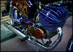 Zundapp-Art 3 (@FTW FoToWillem) Tags: color rotterdam nikon colorful paint nederland moto motorcycle motor verf motocicleta zundapp motorad motorrad motorcykel brommer ftw rotjeknor bromfiets rotterdamzuid motorfiets motosiklet motociclo motocykel specialpaint fotowillem stieltjesplein motociklas dapp waaierkop mopedo motornokolo willemvernooy zundappspecial zundappart brommermeet dappspecial brommerevenement