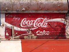 coca cola (Rkt-nxr) Tags: cocacola ghostsign enjoycocacola ghostsignmelbourne melbourneghostsign
