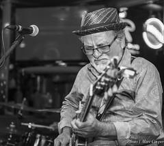Master Blues Legend Joey Delgado (MarcCooper_1950) Tags: portrait blackandwhite musician music blancoynegro monochrome hat bar beard nikon noir guitar joey blues socal performer guitarist delgado d810 lightoom loghtroom cadillaczack mauisugarmillsaloon