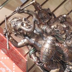 BlessedGaneshMurti_20150625 (Niranjan Arminius) Tags: ganesha ganesh ganapati lordganesha lordganesh sriganesh sriganesha