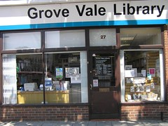 Grove Vale library (librariestaskforce) Tags: grovevale library southwark london
