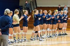 2016-10-14 Trinity VB vs Conn College - 0020 (BantamSports) Tags: 2016 bantams college conncollege connecticut d3 fall hartford nescac trinity women ncaa volleyball camels