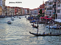 Venecia-13 Gran Canal (ferlomu) Tags: arquitectura canal ferlomu gondola italia venecia