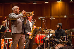 Terence Blanchard Quintet: Finney Chapel (Oberlin College) Tags: oberlincollege finneychapel terrence blanchard jazz