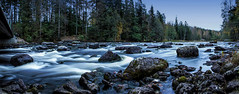 Stream (Kari Siren) Tags: stream river rapid rock bridge valkeala kouvola laowa 15mm lens