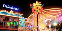Oktoberfest @night (Christoph_Hg) Tags: fair night long exposure led oktoberfest october fest beer mnchen munich carousel