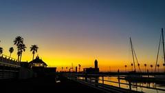 🌅🌅🌅   #tbt #latepost #latergram #sunset #orange #sky #blue #ocean #port #landscape #travel #trip #holiday #wakayamamarinecity #royalpineshotel #wakayama #japan #tokyocameraclub #東京カメラ部 #sonyalphateam