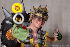 Junkrat (dgwphotography) Tags: cosplay nycc nycc2016 newyorkcomiccon 70200mmf28gvrii nikond600 nikoncls junkrat overwatch