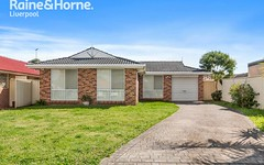 49 Tamworth Crescent, Hoxton Park NSW