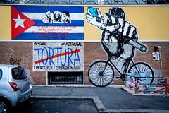 (massimopisani1972) Tags: garbatella roma rome italia italy nikon 28300 quartieregarbatella murales massimopisani massimo pisani d610 20300