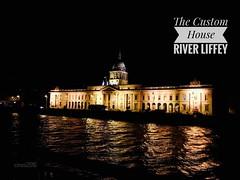 Autumn at Dublin (cinos) Tags: nightshot dublin ireland cityscapes customhouse river liffey