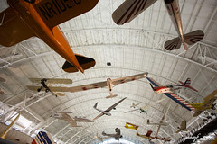 20160926-142842-5D3B5629 (zjernst) Tags: 2016 aerospace airandspacemuseum aircraft airplane biplane glider hangar museum plane propeller sailplane smithsonian udvarhazy