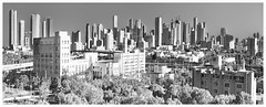 View of downtown Miami, Florida, USA / The Magic City (Jorge Marco Molina) Tags: miami florida usa cityscape city urban downtown density skyline skyscraper building highrise architecture centralbusinessdistrict miamidadecounty southflorida biscaynebay cosmopolitan metropolis metropolitan metro commercialproperty sunshinestate realestate tallbuilding