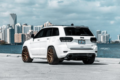 White Jeep SRT8 on Velgen Wheels VMB5 Satin Bronze 22x10.5 All Around (VelgenWheels) Tags: jeep cherokee srt8 america americanmuscle usdm usa us wheels wheel whips dopewhips dopewhip whip exhaust rim rims tyres tyre tires tire yahoo youtube oem products photos photo pictures picture pics pic automobile automobiles auto autos alloy alloywheels sport deep deepconcave daily driven dual dualconcave fitment wheelfitment wheelporn google germany france florida japan uk australia lowered low lowering rez res cars car custom customcars velgen velgenwheels velgensociety vmb5 bing ask askcom new mods