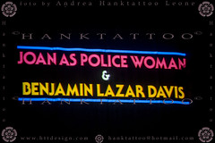 JOAN AS POLICE WOMAN &  B.L. DAVIS @ Magnolia 2016 @ 5D3_4748 (hanktattoo) Tags: joan as police woman bl davis magnolia milano 27th november 2016rock indie storytelling live show concert concerto spettacolo musica