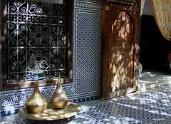 (claudiophoto) Tags: marocco fes morocco casa house tipica decorazioni ambientearabo casaaraba arabianhouse