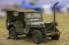 Old US ARMY Jeep (swong95765) Tags: jeep army military wwii vehicle