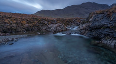 The Fairy Pools - Scotland (Jan Hoogendoorn) Tags: glenbrittle scotland unitedkingdom gb le longexposure fairypools waterval waterfall