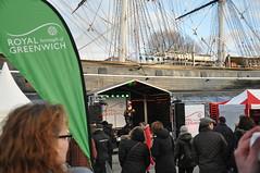 Feeling Festive In Greenwich (QuadSpotter) Tags: wwwquadmedicalcouk medic event christmas segway festive nurse ambulance smartcarambulance greenwich cuttysark stage music dualers