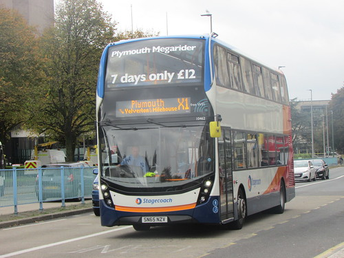 Stagecoach Devon 10462