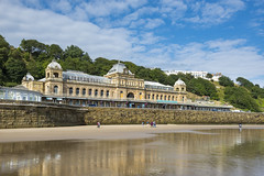 The Spa, Scarborough, North Yorkshire (Keartona) Tags: scarborough spa building seaside town resort tourism northyorkshire england britain coast sunny day holiday beach history