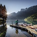 Alpine Sunrise