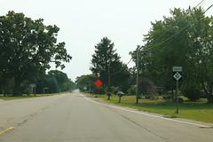 M51sRoadSign-DowagiacMI (formulanone) Tags: michigan m51 51 dowagiac road sign street