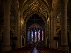 Notre-Dame Cathedral, Luxembourg City (802701) Tags: cathedral luxembourg luxembourgcity religion lowlight