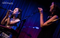 Hana Kim & Priska 10/22/2016 #3 (jus10h) Tags: hanakim priska singer songwriter hotelcafe hollywood losangeles california live music concert gig show event tour performance venue nikon d610 2016 justinhiguchi