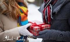 بعض النصائح لتقديم أول هدية لشريك حياتك (Arab.Lady) Tags: بعض النصائح لتقديم أول هدية لشريك حياتك