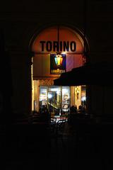 A Torino - In Turin. (sinetempore) Tags: atorino inturin lucidartistatorino piazzasancarlo torino turin bar buio dark