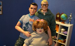 IMG_8167 (irinakopilova) Tags: mimi bobeck doll barbie mattel drew carey baby happy family rock hudson ken