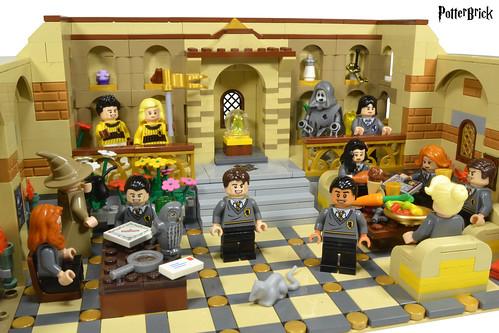 Flickriver: Harry Potter LEGO pool