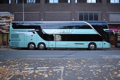 Jake Bugg Tour 2016 Phoenix Bussing Tour Bus LE60 PBS (5asideHero) Tags: jake bugg tour 2016 phoenix bussing setra s431 dt bus double decker band transport sleeper coach le60 pbs