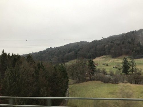 2016-11-25 -- Munich, Germany - On the Road from Municht to Linderhof Castle