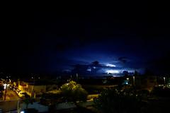 Storm in Ibiza (Adrian Ruczyski) Tags: 100m3 night storm dark eivissa outdoor rx sky sony spain streetphotography