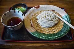 Japan#251_Rustic Japan (Danke Carlsson) Tags: japan japanese food hiyashizaruudon udon tuyu yakuminegi negi shigarakiyakitalik waribashi traditionaldish