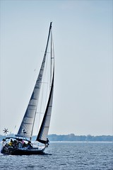Take her to sea captain (MPD Photography) Tags: sailing sailboat nautical ocean wind boat newengland sail nikon oceanscape relaxing