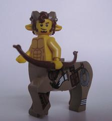 Avecnethes (Quickblade22) Tags: centaur custom lego brickforge fantasy