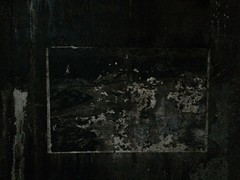 z\w\a\r\t24, the darkest room detail, November'16. (transmute24) Tags: transmute24 buitenplaats koningsweg abandoned building military base code rood militaire basis art kunst veluwe arnhem coderood