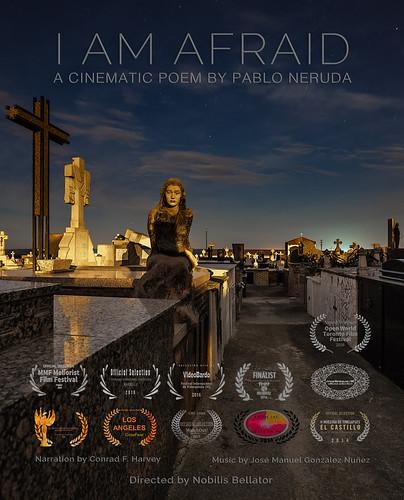 """""""I AM AFRAID II"""" Best Experimental Film OWTFF 2016 Award Winner"""