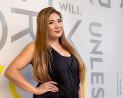 Trina (Tex Texin) Tags: model soledad trina author chef female ginger girl host newscaster portrait redhead