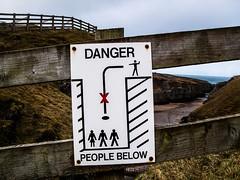 I get the point.jpg (tiggerpics2010) Tags: smoocave durness scotland coast