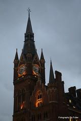 142. St Pancras station, London. 10-Sept-16. Ref-D123-P142 (paulfuller128) Tags: london uk england kings cross station st pancras