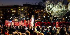 2016.12.01 Christmas Tree Lighting Ceremony, White House, Washington, DC USA 09285