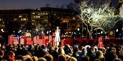 2016.12.01 Christmas Tree Lighting Ceremony, White House, Washington, DC USA 09285