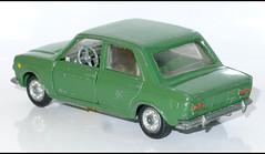 FIAT 128 (2078) MERCURY L1120676 (baffalie) Tags: auto voiture ancienne vintage classic miniature diecast toys jeux jouet